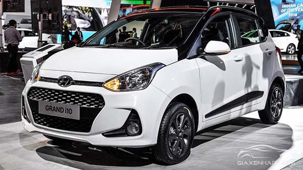 Xe oto giá rẻ - Hyundai i10