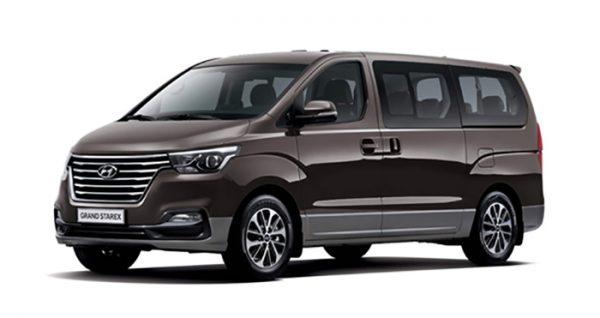 Hyundai Starex 9 chỗ thiết kế bắt mắt