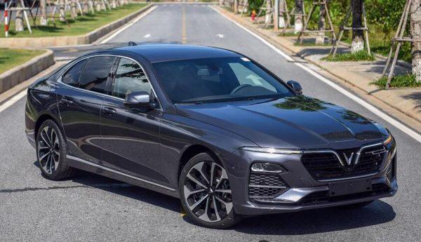 Đánh giá xe VinFast Lux A2.0