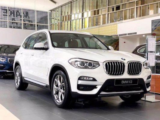 Bảng giá xe BMW 2021 & giá lăn bánh mới nhất tại Việt Nam (03/2021)
