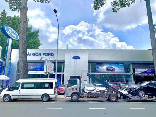 Sài Gòn Ford Cao Thắng - Salon ô tô mua bán xe ô tô, xe hơi chính hãng tại 61a Cao Thắng, Phường 3, Quận 3, Tp. Hồ Chí Minh
