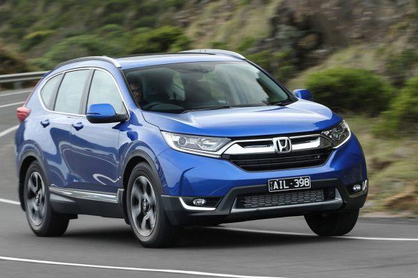 Đánh giá chi tiết xe Honda CR-V