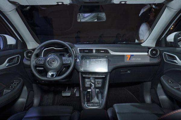 Đánh giá chi tiết xe MG ZS 2021