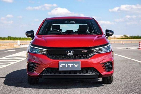 Đánh giá chi tiết xe Honda City 2020.