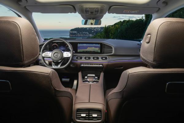 Đánh giá xe Mercedes GLS 450