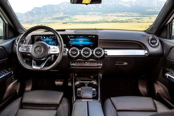 Mercedes-Benz GLB 2020 chốt giá từ 36.600 USD tại Mỹ