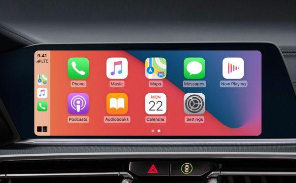 WWDC20: Apple CarPlay mới - tuỳ biến hình nền trên màn hình của ô tô, dùng  iPhone để mở khoá xe   Tinh tế