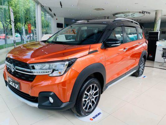 Suzuki XL7 bất ngờ 'hoãn' bán tại Việt Nam