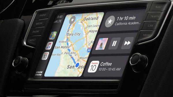 Tìm hiểu về Apple Carplay trên các mẫu xe