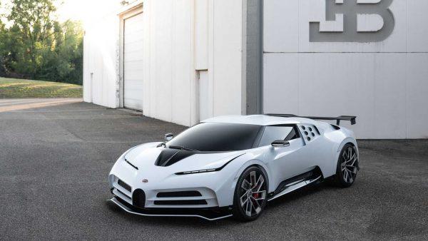 Vừa ra mắt, Bugatti Centodieci mạnh 1.577 mã lực giá 9 triệu USD đã cháy hàng