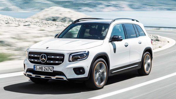 Đánh giá sơ bộ Mercedes GLB 2021 trên thị trường